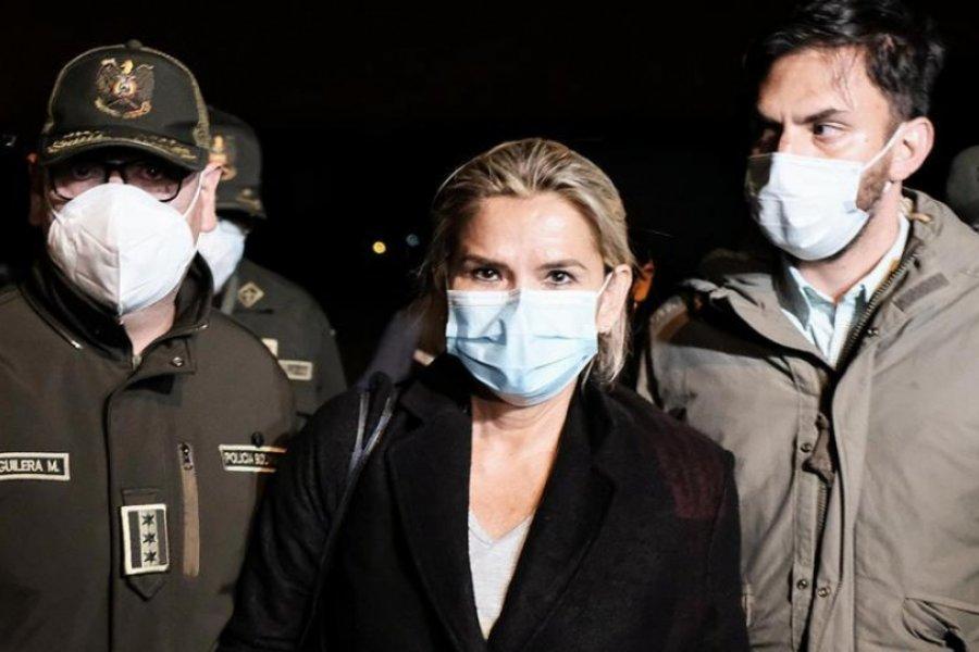 Jeanine Áñez podría recibir 30 años de cárcel por el golpe de 2019
