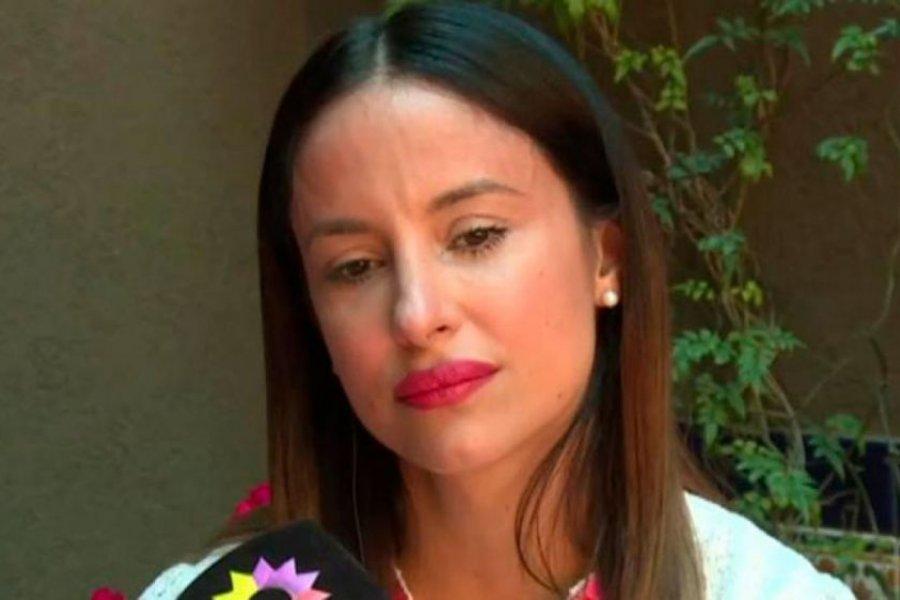 La angustia de Lourdes Sánchez por tener que cancelar su regreso al teatro