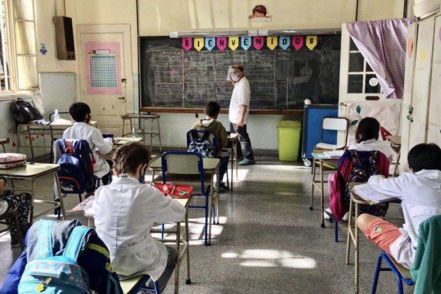 Corrientes: Desde el lunes vuelve la presencialidad plena en todos los niveles educativos