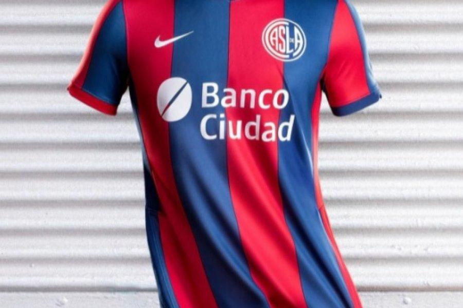 San Lorenzo presentó su nueva camiseta