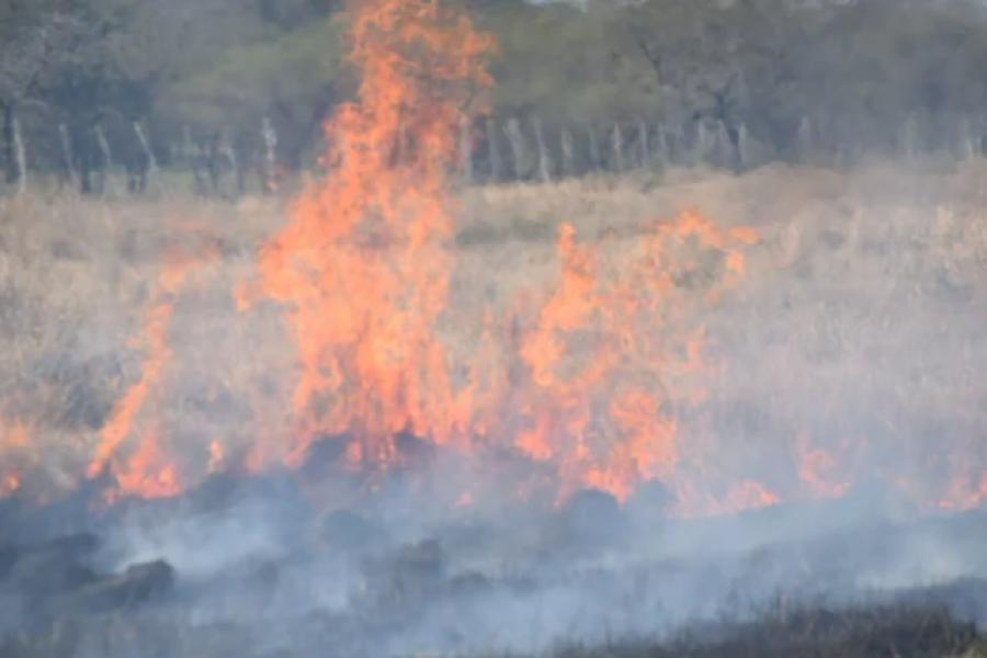 En Capital ya se registraron más de 100 incendios en el mes