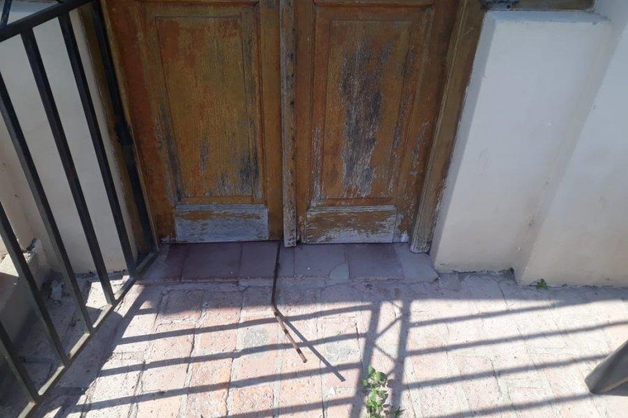 Santa Lucía: Detenido cuando forzaba la puerta de una iglesia