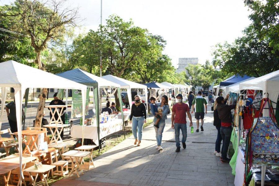 Cronograma de Ferias para este fin de semana en Capital