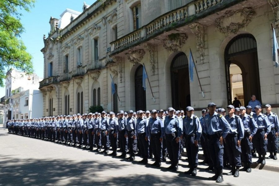 Corrientes: Más de 270 cabos se incorporan a la Policía provincial
