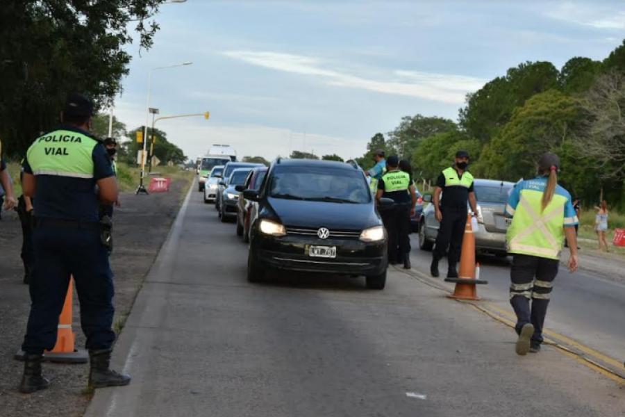 Nuevo operativo de alcoholemia federal en Corrientes