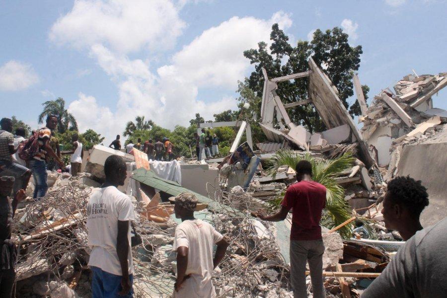 Argentina envía ayuda humanitaria a Haití