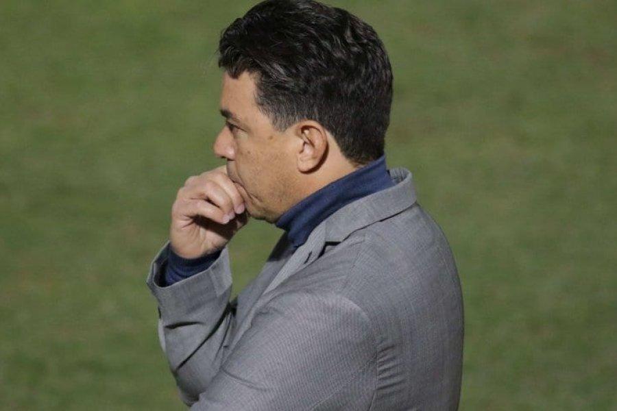 El Burrito Ortega apoyó a Marcelo Gallardo tras la eliminación de River