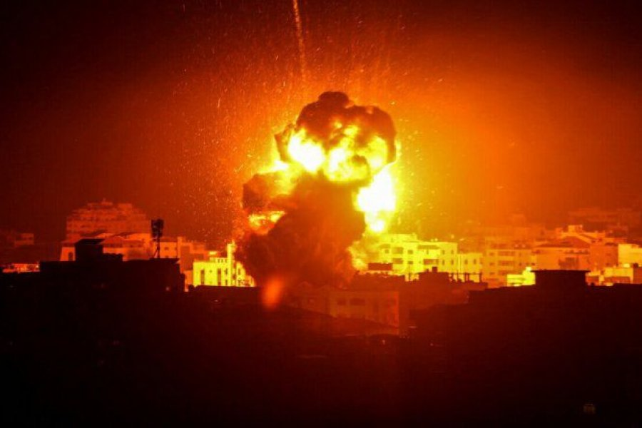 Israel abre fuego en la Franja de Gaza: deja 42 heridos, entre ellos un nene palestino