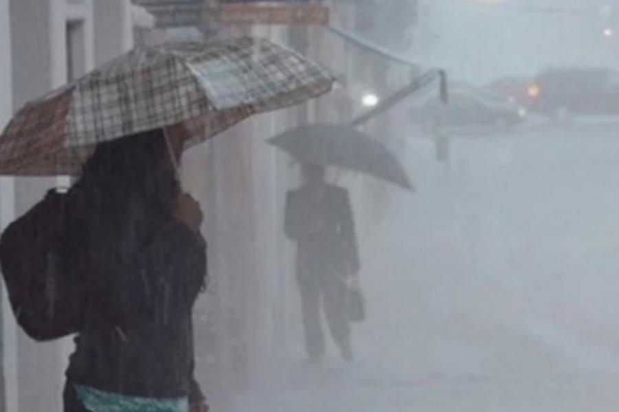 Alerta por tormentas fuertes y granizos en varias localidades de Corrientes