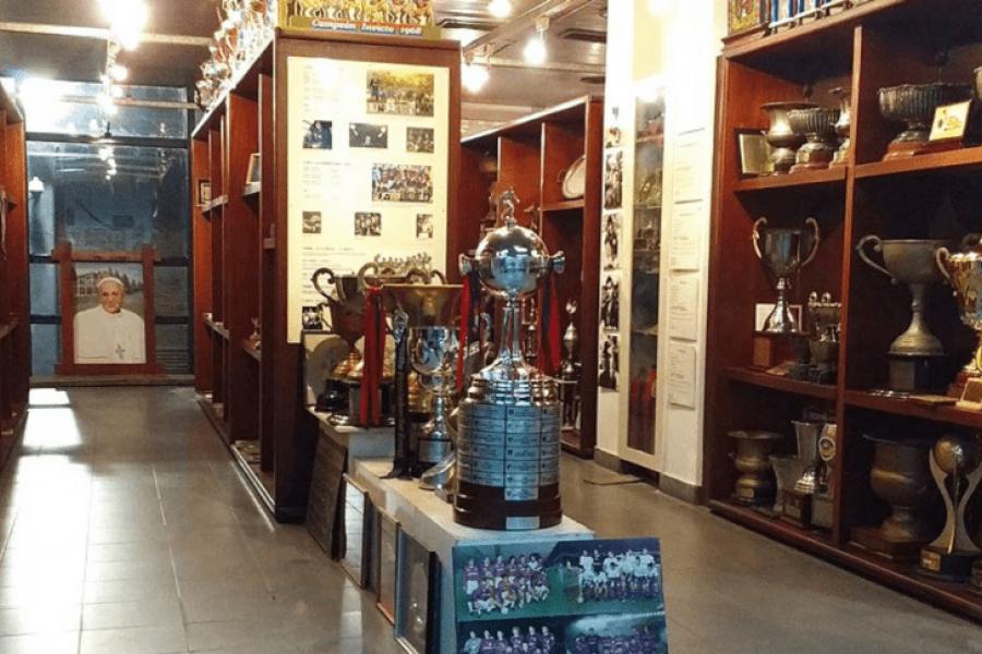 Robaron en el museo de San Lorenzo