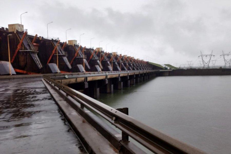Yacyretá remarca déficit hídrico y extensión de la sequía