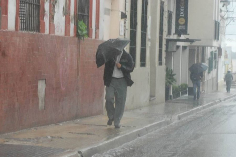 Anuncio de lluvias para varias localidades correntinas