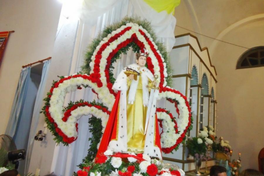 San Luisito: Honran en su día al rey de las peregrinaciones de fe