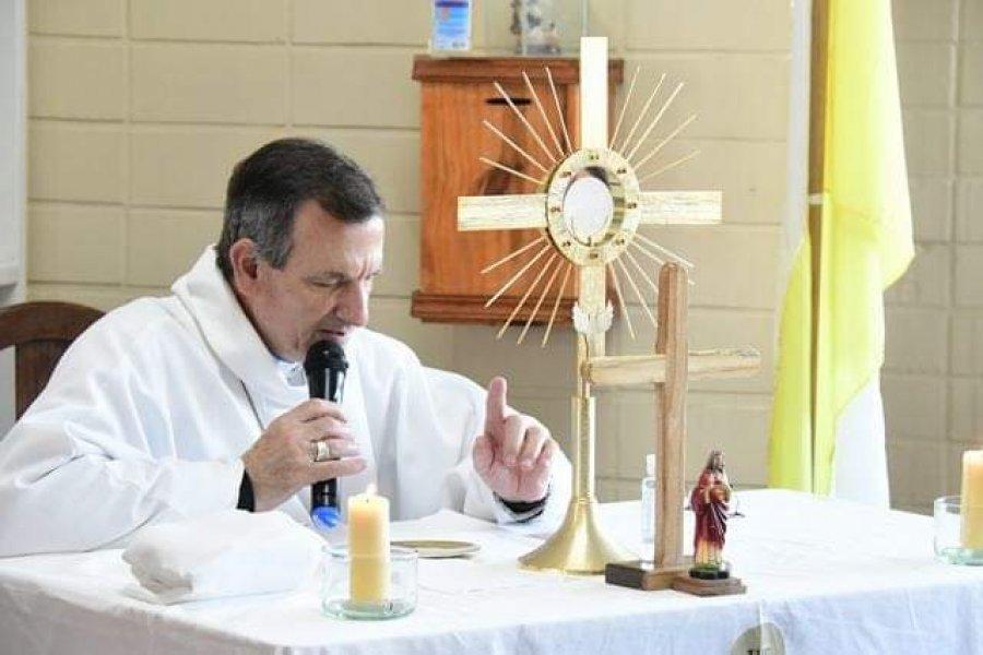 En Goya, animan a los católicos a descubrir su misión en la Adoración Eucarística