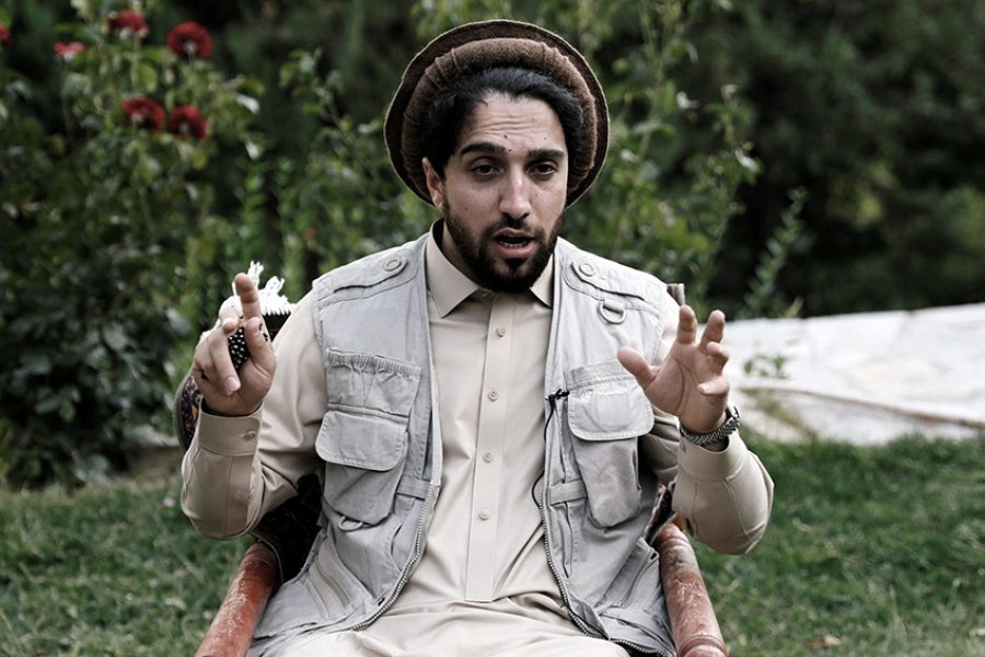 El líder de la resistencia a los talibanes prometió no rendirse