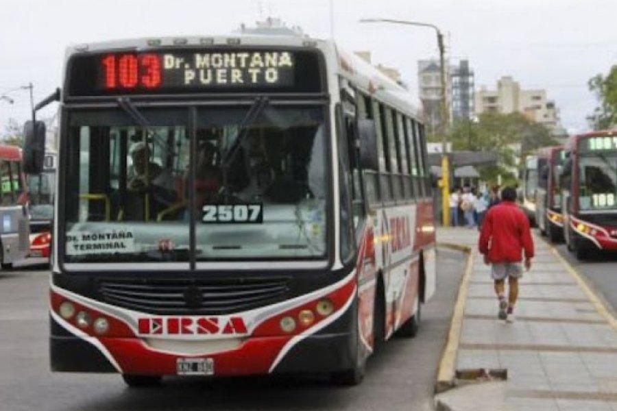 Extienden recorridos de las líneas 103 y 104 A al nuevo Centro Administrativo