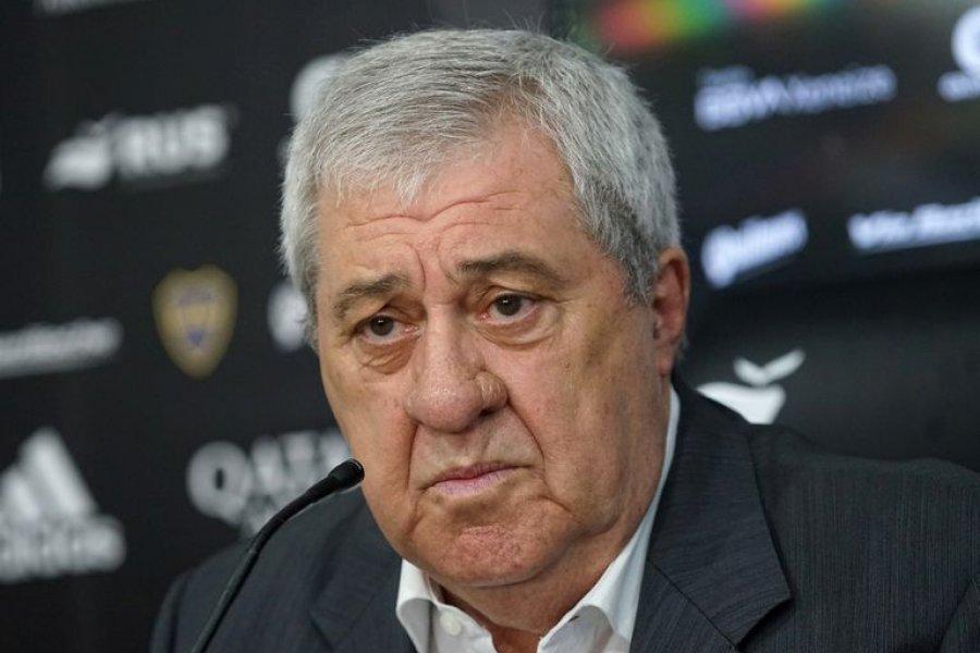 """Declaración de Jorge Ameal: """"Boca fue sacado adrede de la Libertadores"""""""