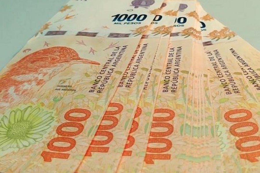 Con política salarial remunerativa, Provincia paga jubilaciones por encima de Nación