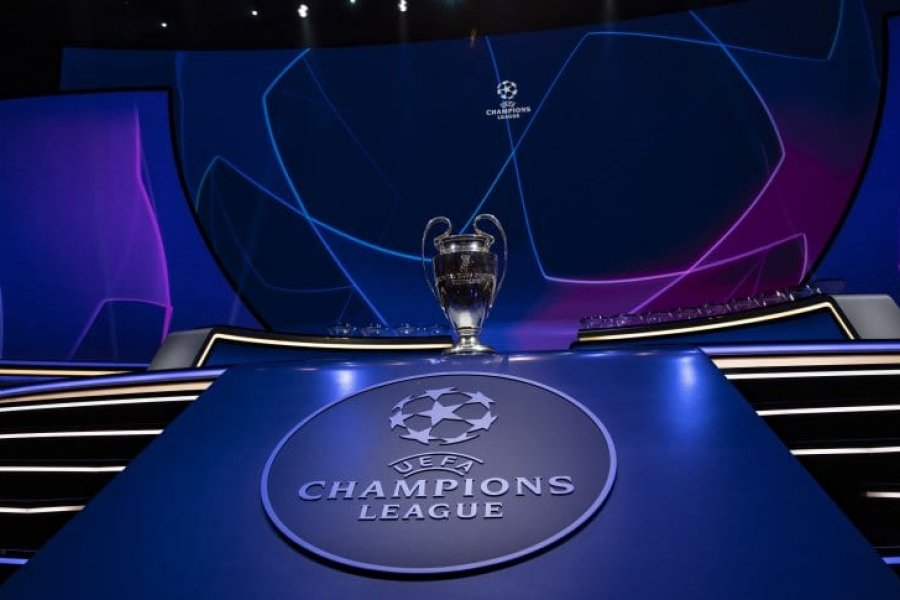 Se sortearon los Grupos de la UEFA Champions League 2021/2022