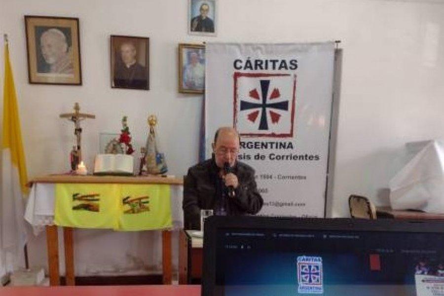 Colecta anual: Cáritas Corrientes recaudó un 31% más que en 2020