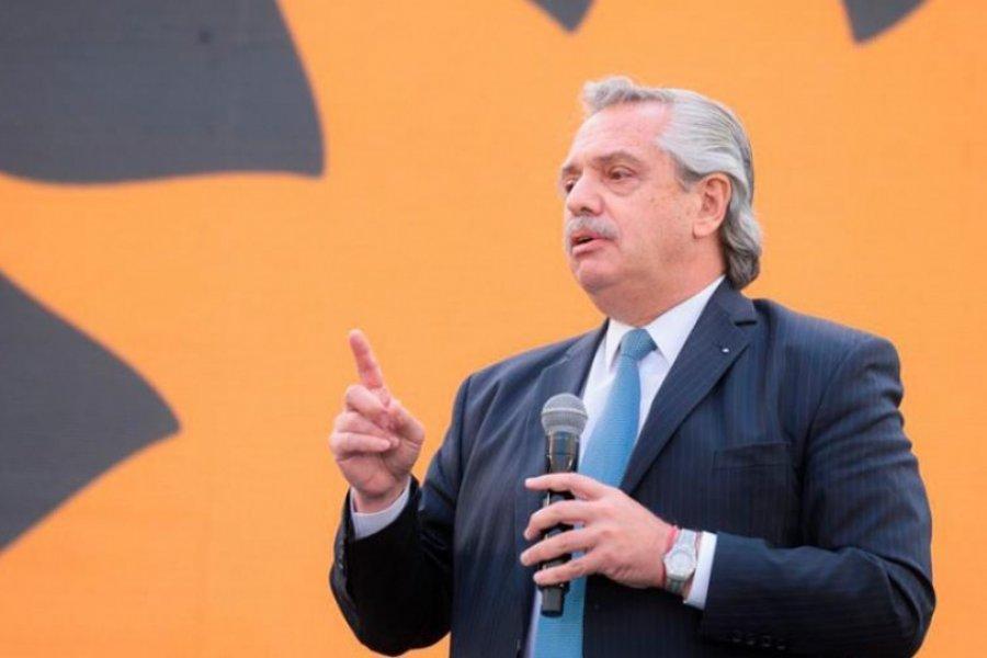 Fernández, sobre JxC: No pueden debatir porque no pueden explicar lo que hicieron