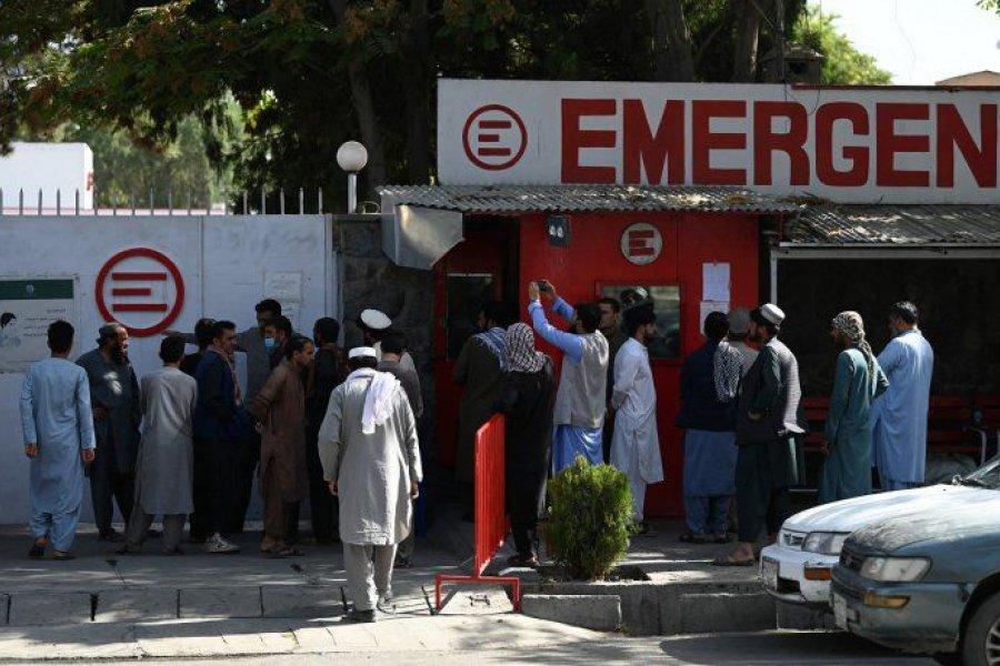 Ya son al menos 170 los muertos por los atentados en Kabul