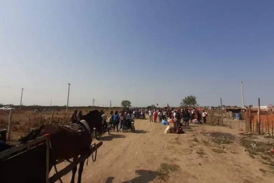 Intentaron tomar terrenos en dos barrios de Corrientes