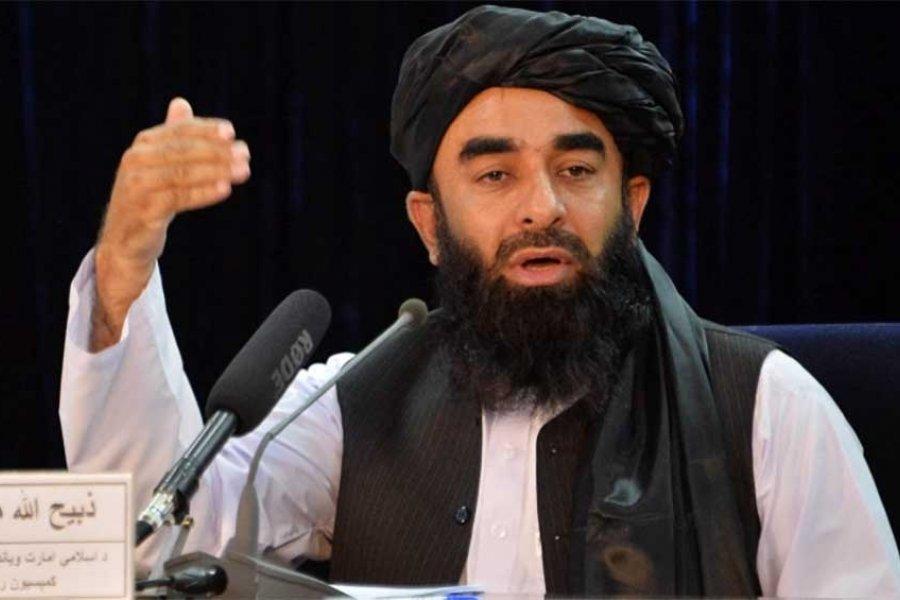Los talibanes dieron un ultimátum para la entrega de bienes públicos y armas