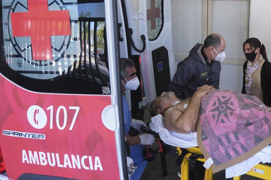 Nuevo parte médico respecto al diputado Miguel Arias
