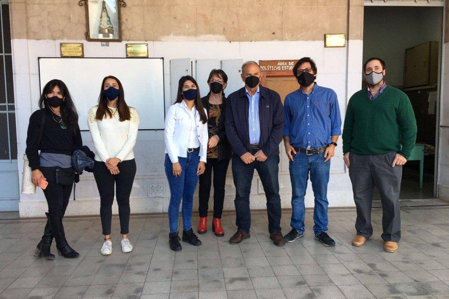 Emilio Lanari: Aguardamos una alta participación de personas en los comicios