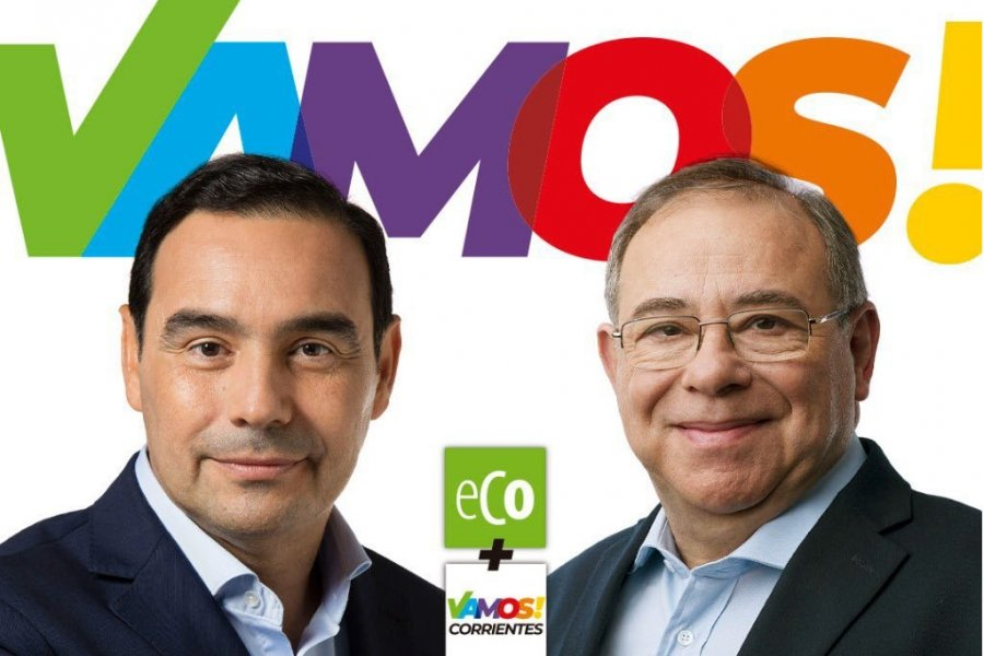 Primeros resultado de boca de urna: Ganaron Valdés y Tassano