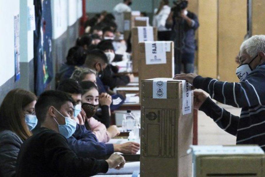 Votó más del 65% del electorado y cerró con normalidad la elección en Corrientes