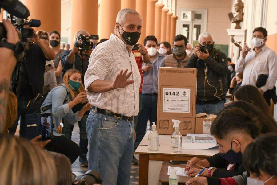 Tras el desastre electoral el peronismo de Fabián Ríos no tuvo autocrítica