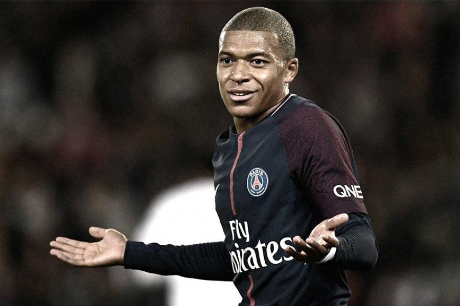 PSG le pide como oferta final 180 millones de euros al Real Madrid por Mbappé