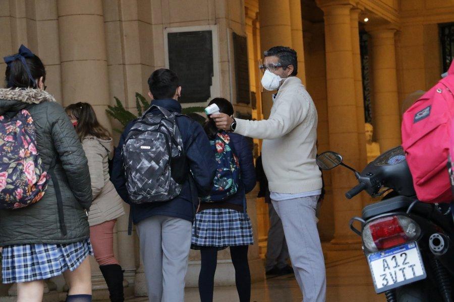 El 1 de septiembre comienza la presencialidad plena en escuelas de Corrientes