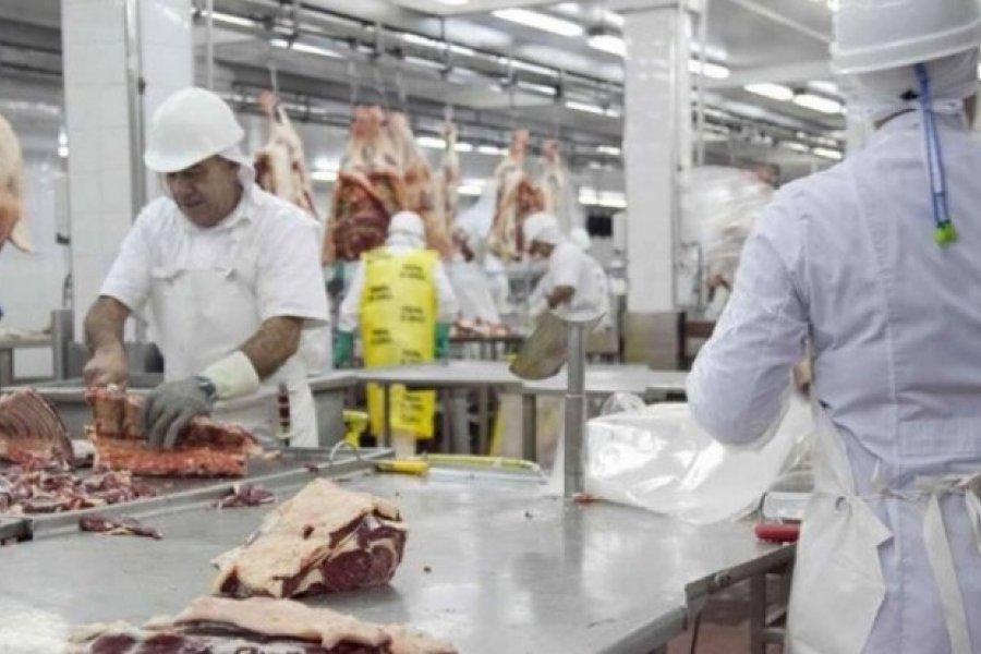 Las restricciones para exportar carne continuarán hasta fin de octubre