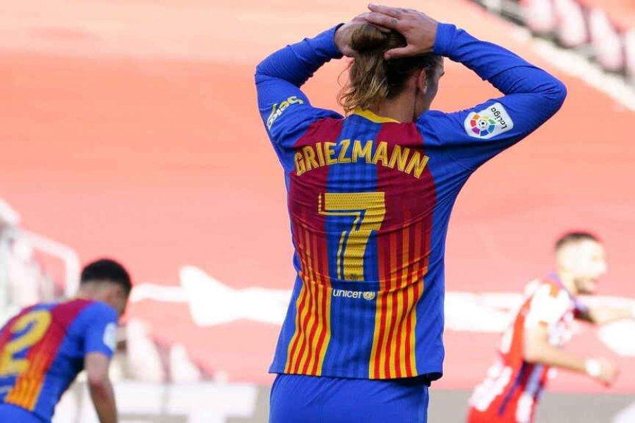 Griezmann se va del Barcelona y regresa al Atlético de Madrid