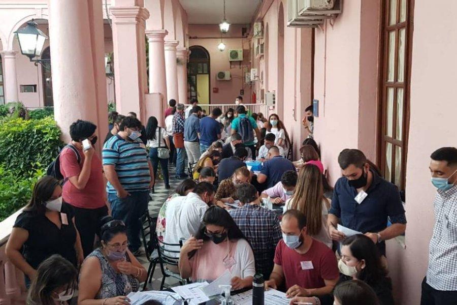 Elecciones en Corrientes: Inició el escrutinio definitivo en Corrientes