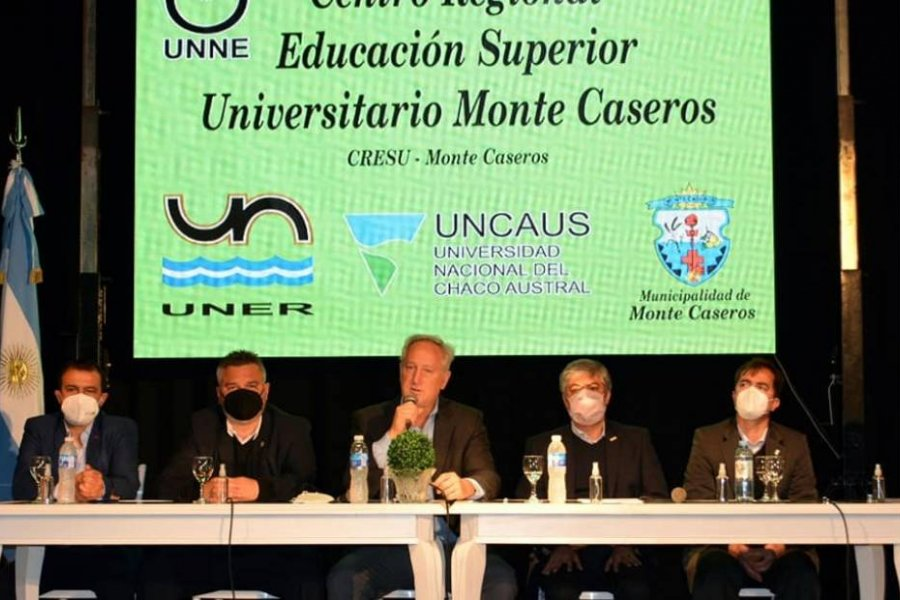En Monte Caseros, dictarán la Carrera de Licenciatura en Kinesiología y Fisiatría