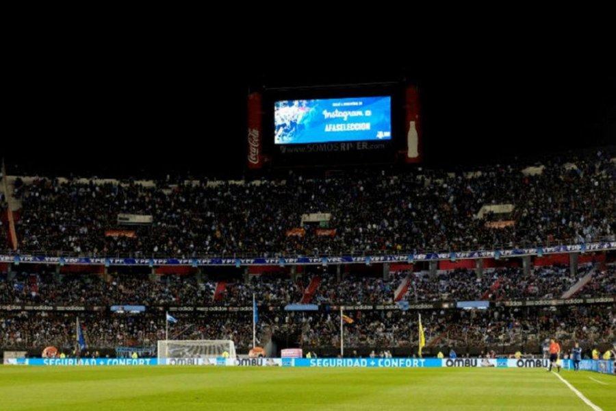 Habrá 17 mil entradas a la venta para el partido de Argentina y Bolivia