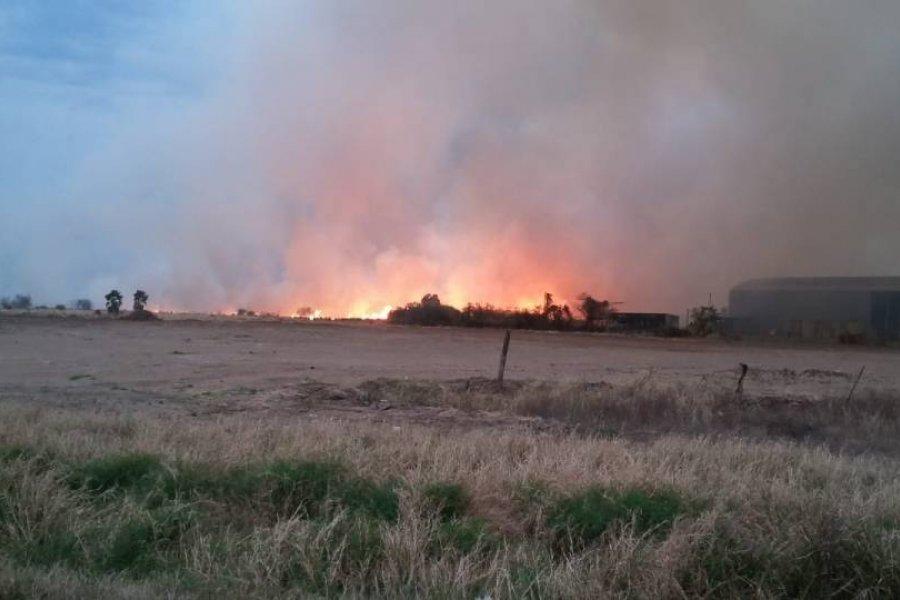 Sequía: Alertan sobre incendios de pastizales en Corrientes