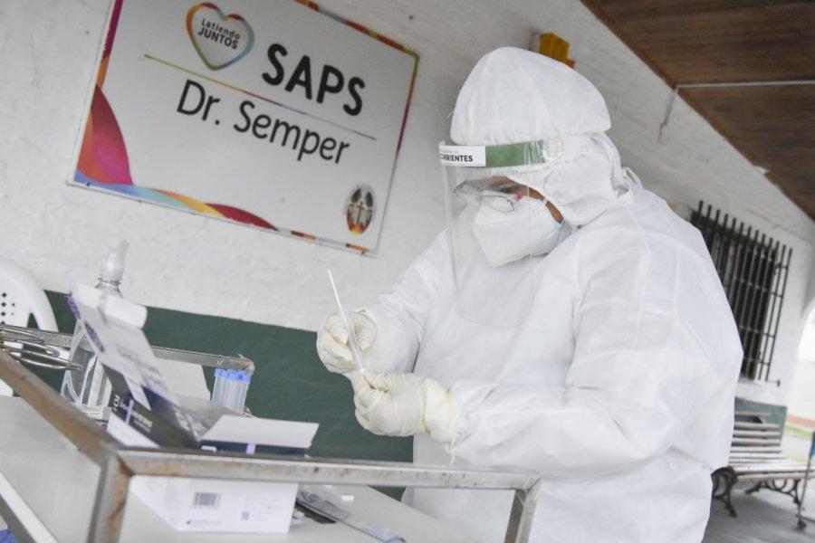 Coronavirus: Detectaron 184 contagios nuevos en Corrientes