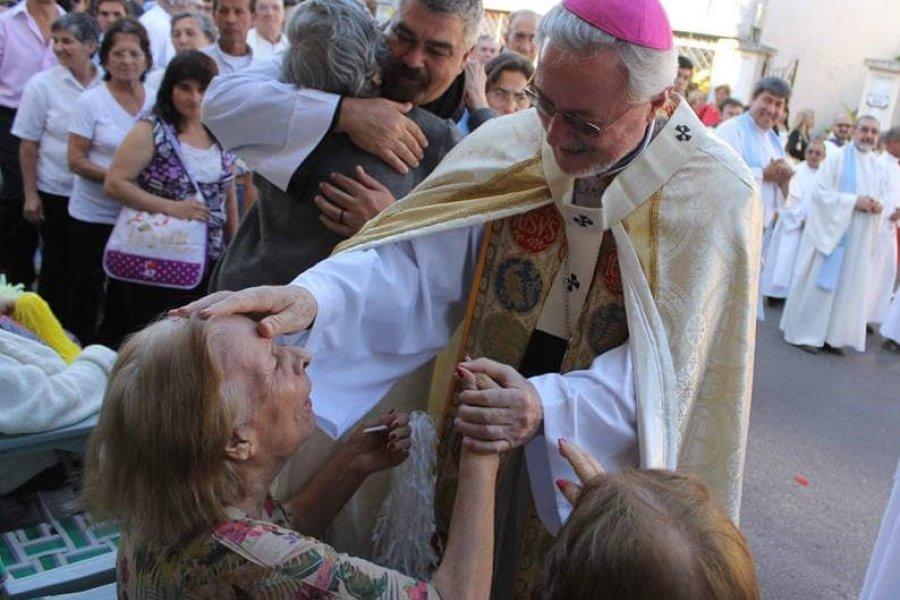 Monseñor Andrés Stanovnik celebra 43 años de ordenación sacerdotal