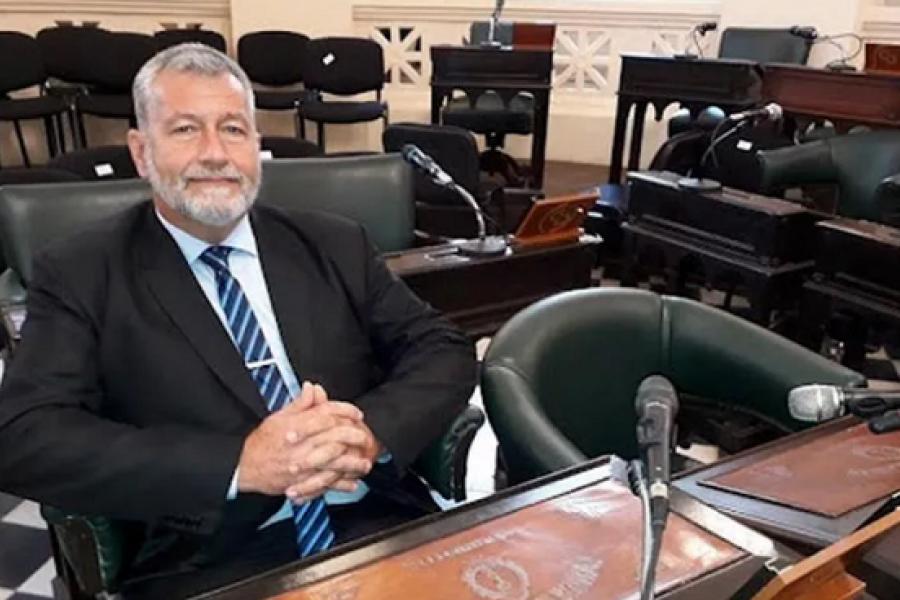 Corrientes: El diputado Miguel Arias dejó la Terapia Intensiva