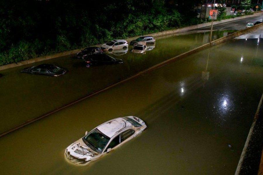 Nueva York: Fuertes lluvias provocaron al menos ocho muertos