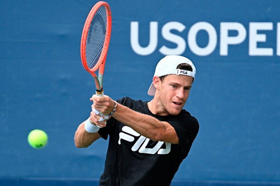 Schwartzman avanzó a la tercera ronda del US Open