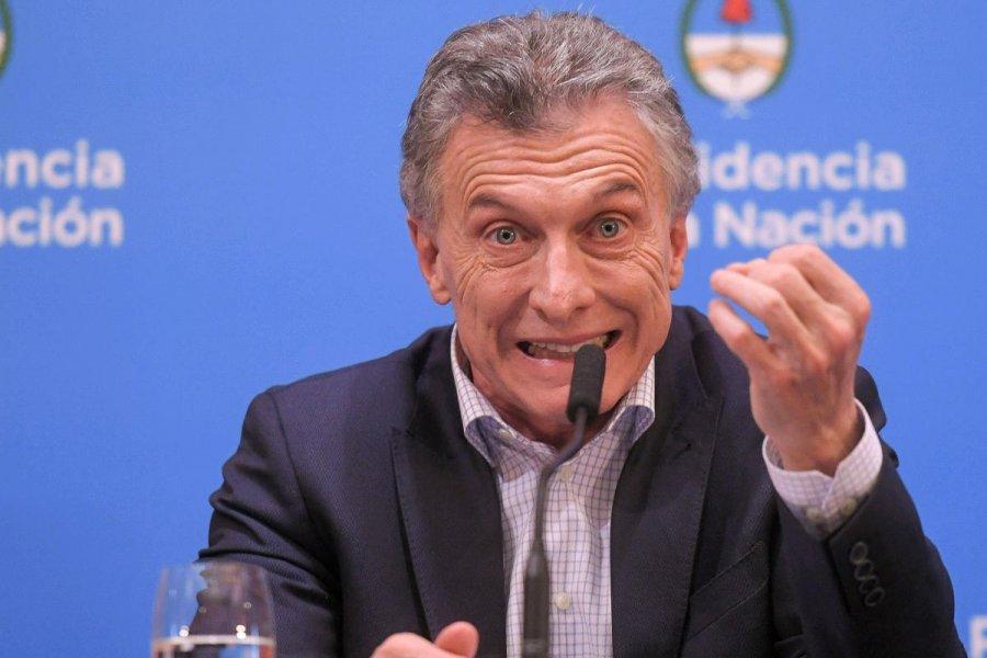 La amenaza golpista de Macri al Gobierno: O cambian o se van a tener que ir