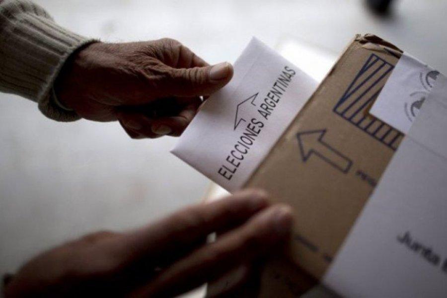 Berón de Astrada: Denuncian que votaron dos muertos en una mesa