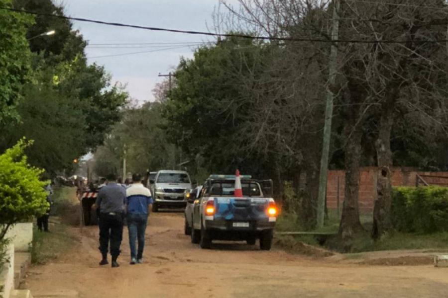 Mburucuyá: Detienen a 2 dirigentes de La Cámpora involucrados en robo