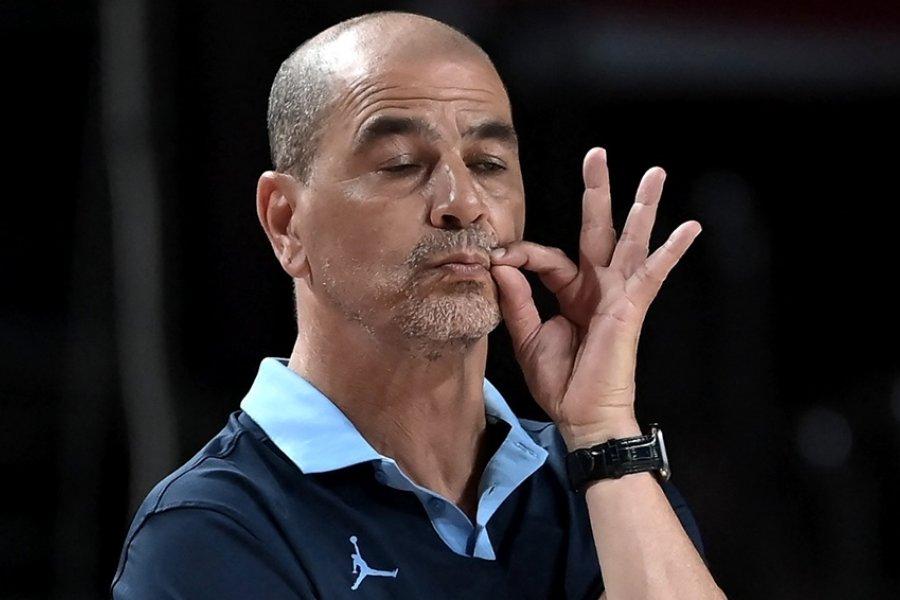 Sergio Hernández se despidió de la Selección